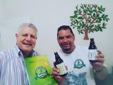 Visita à Cervejaria Mediterranea