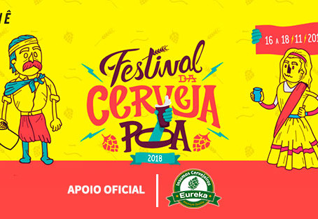 Com apoio Eureka, Festival da Cerveja de Porto Alegre começa nesta sexta