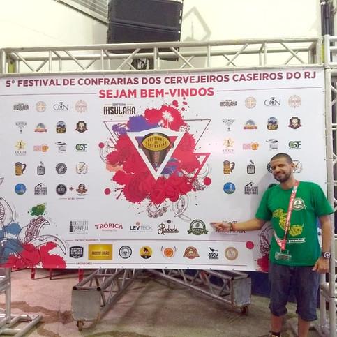 5° Festival de Confrarias dos Cervejeiros Caseiros do RJ