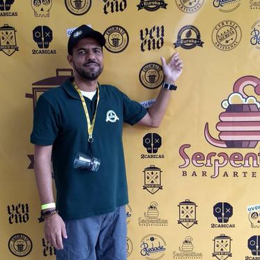 Evento Serpentina Bar