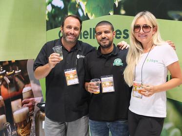 Eureka en la Feira Brasileira da Cerveja - Blumenau 2018