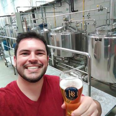 Visita à Cervejaria Hebling