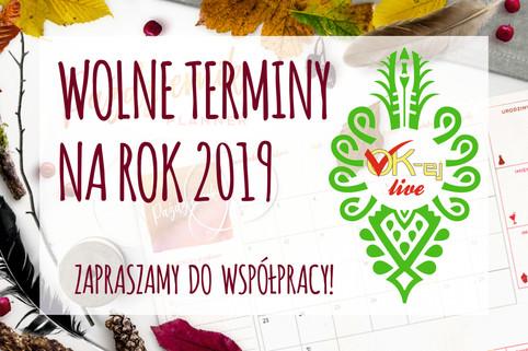 Sezon 2019 otwarty !! :)