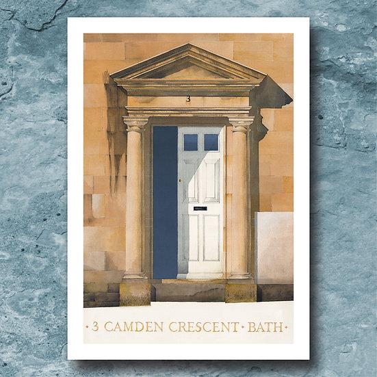 3 Camden Crescent, Bath
