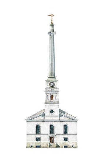 St John Horsleydown - Hawksmoor