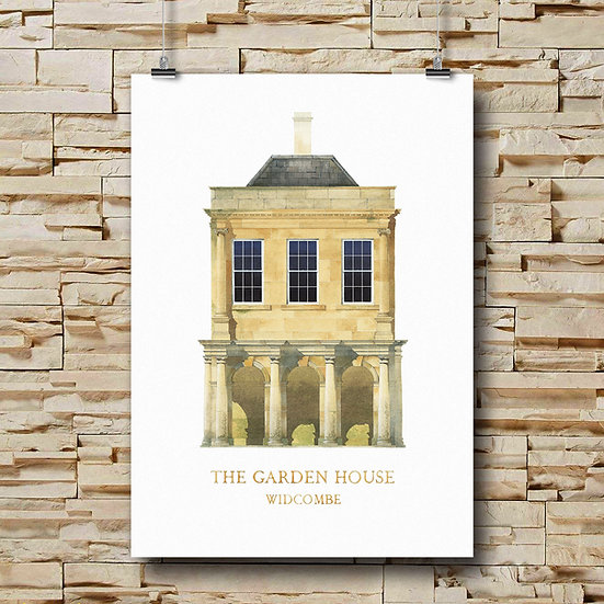 Widcombe Garden House in Bath