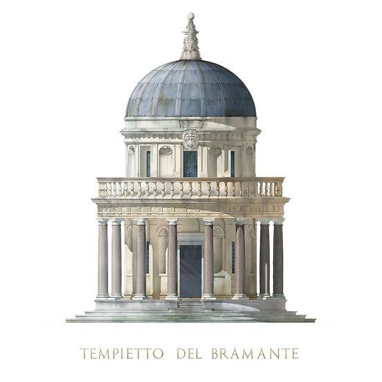 Tempietto, San Pietro in Montorio
