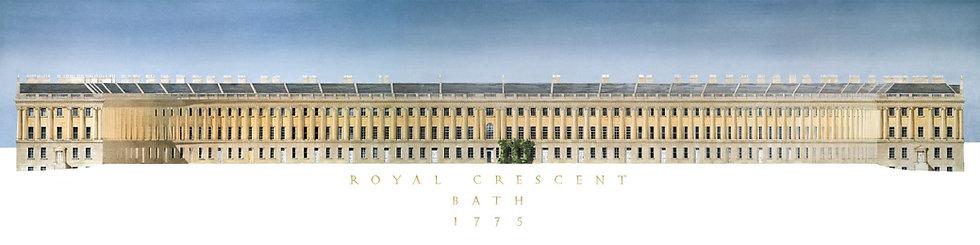 The Royal Crescent, Bath