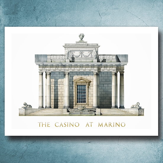 The Casino at Marino, Dublin