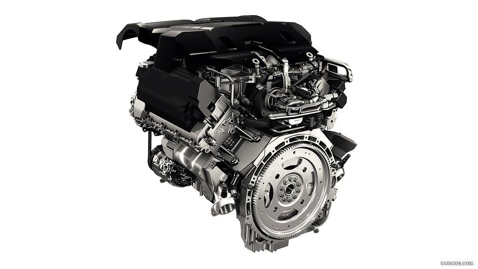 2016 Range Rover Supercharged Used Engine 5.0