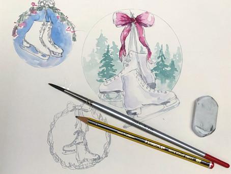 Christmas preparations!