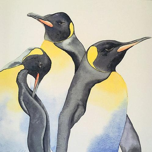 Penguin Posse (P)
