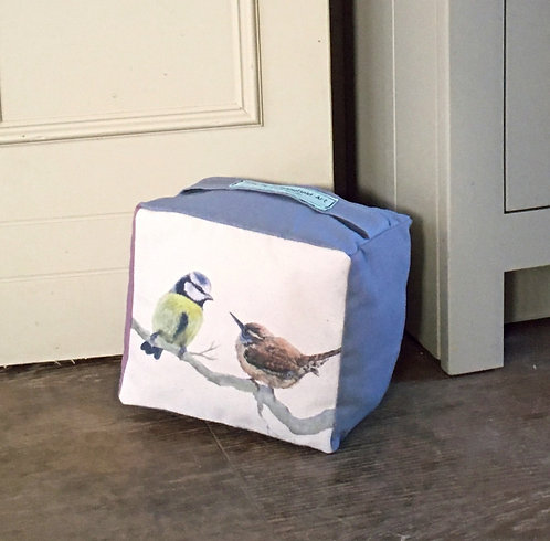 British Garden Birds Duo Door Stop
