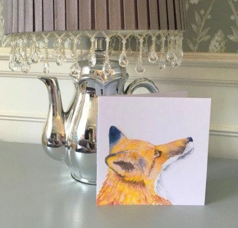 Ferdy Fox Card