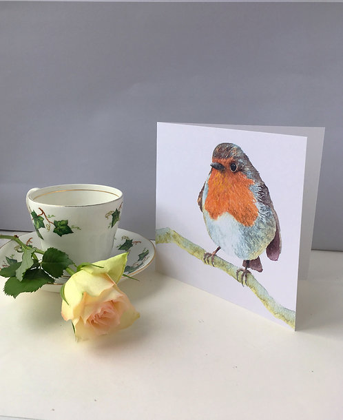 Rory Robin Card