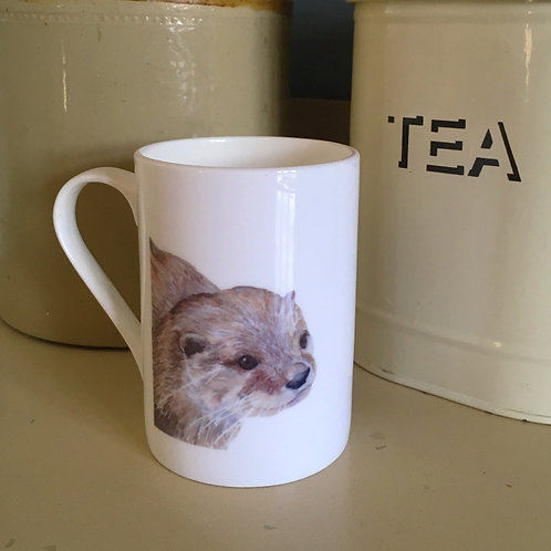 Ollie Otter Mug