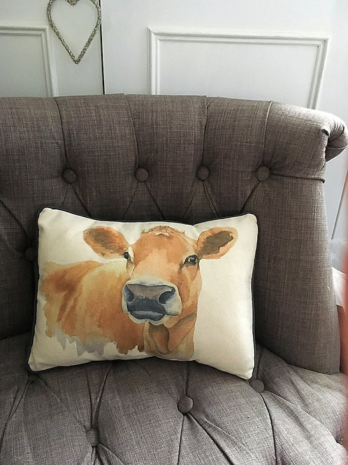 Jess Jersey Cushion cover