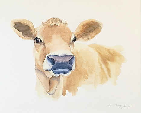 Jess Jersey Cow (P)