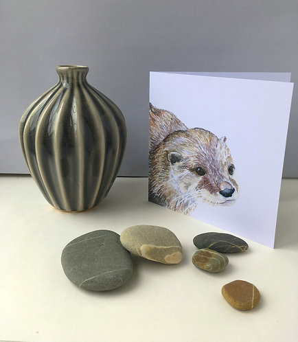 Ollie Otter Card