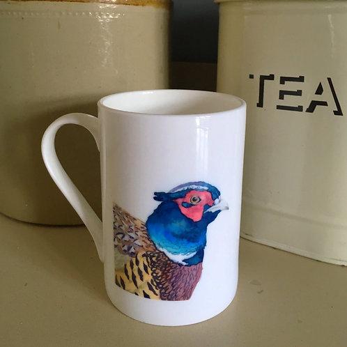 Finley Pheasant Mug