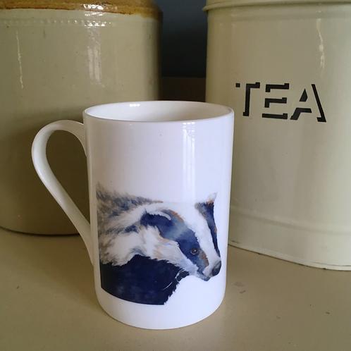 Bertie Badger Mug
