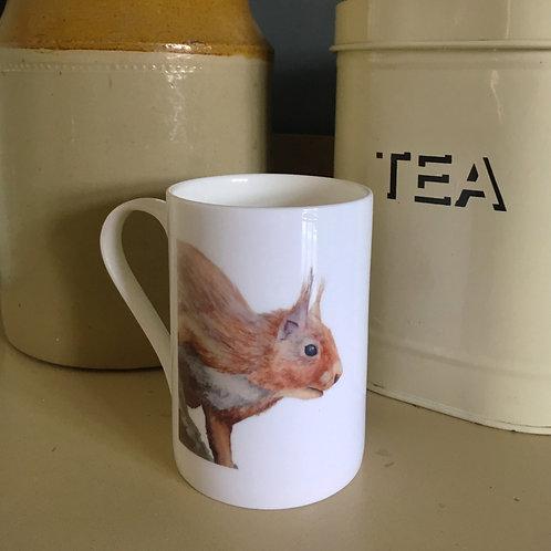 Sylvie Squirrel Mug