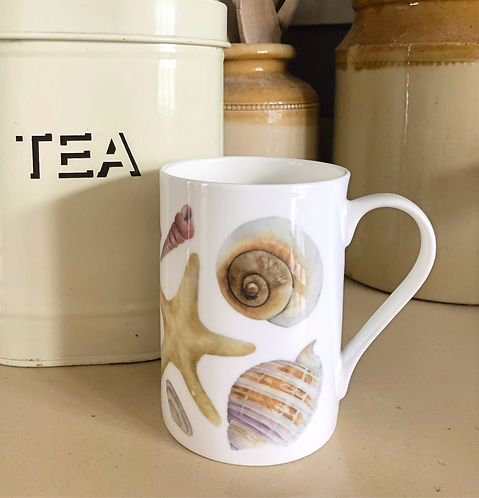 Shells galore! Mug