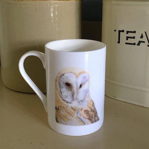 Betsy Barn Owl Mug