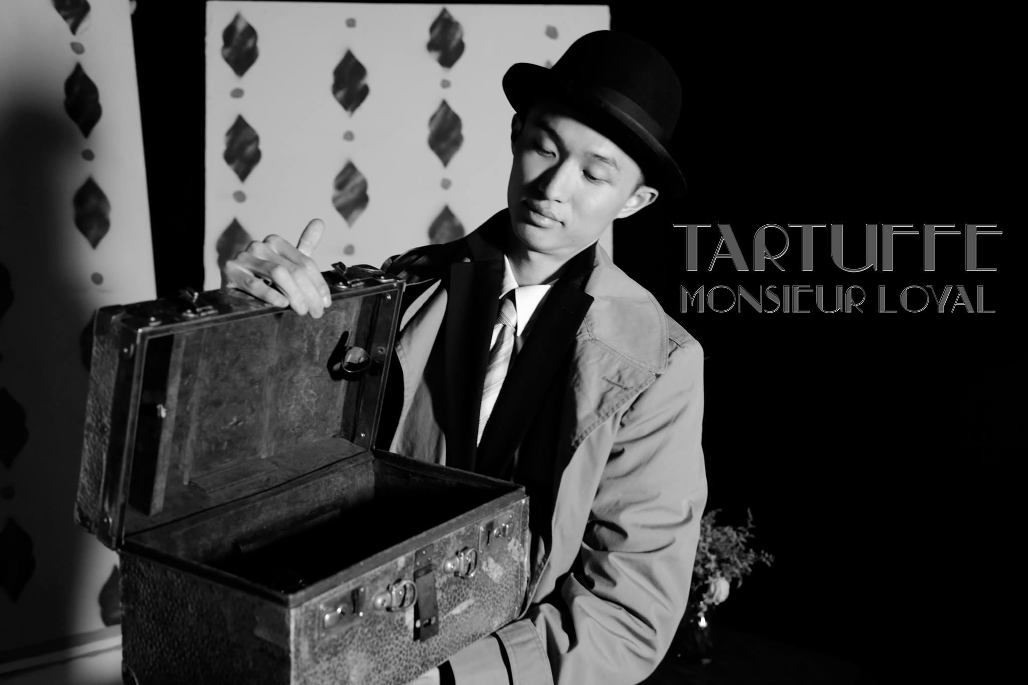 David Huang as Monsieur Loyal