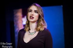 Rebecca Smith as Goneril