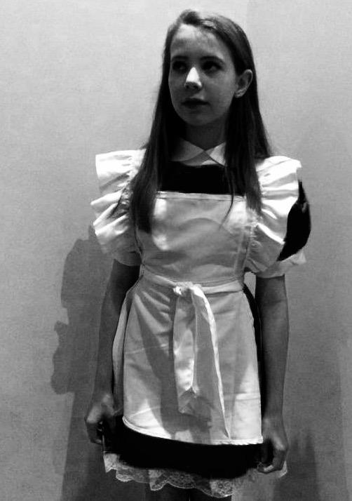 Isobel Wilcox-Mahon as Alice