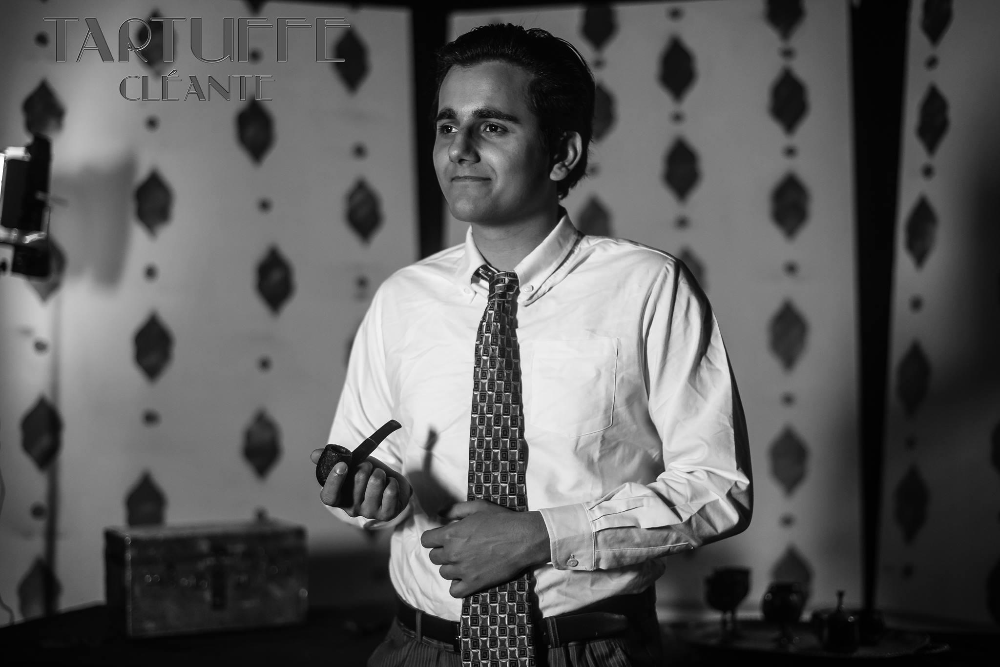 Sim Singh as Cléante