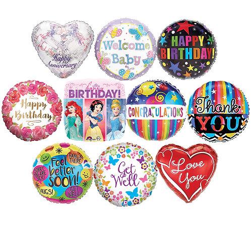 Mylar Ballons