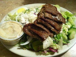 Gyro Feta Salad