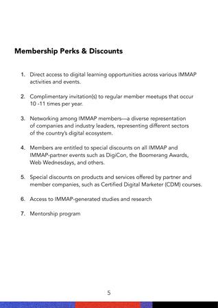Membership Perks & Discounts