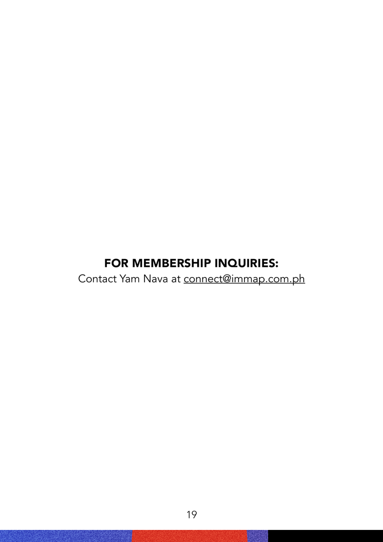 For Membership Inquiries