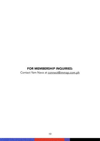 For Membership Inquiries
