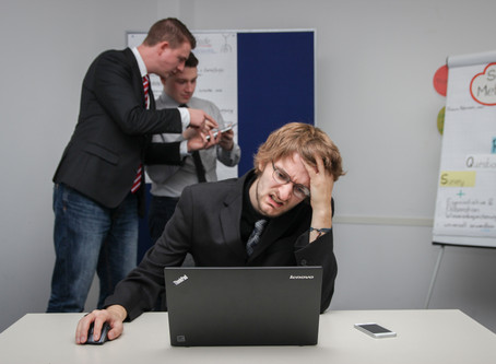 Is Your Boss Causing Your Burnout?