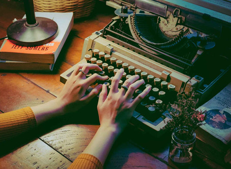 No Such Thing As Writer's Block; Just Getting-Started Block