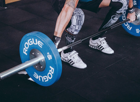 The Zen of Weight Lifting