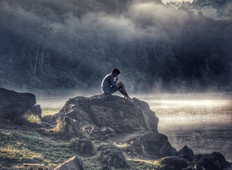 What To Do When You're Feeling Lost