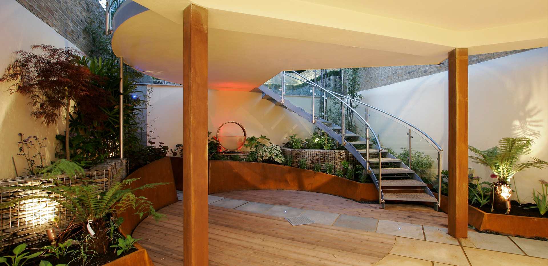 Why not have a mezzanine