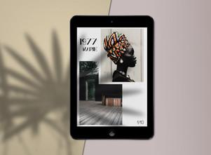 FREE - iPad mini Scene Mock Up