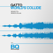BQ Reelase Cover Art  - World's Collide.