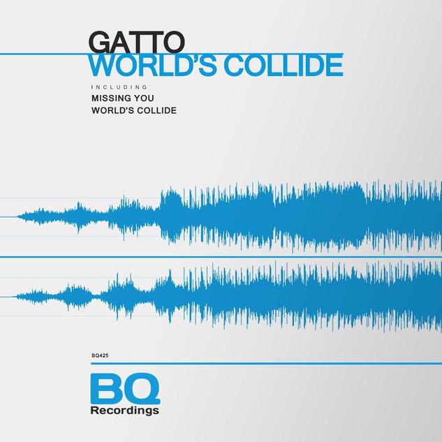 BQ Reelase Cover Art  - World's Collide.