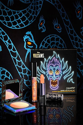 ColourPop Disney Villains Hades Collection Set