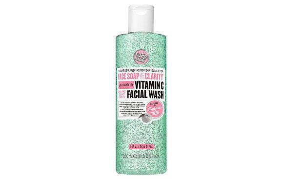 Face Soap & Clarity Facial Wash Soap & Glory