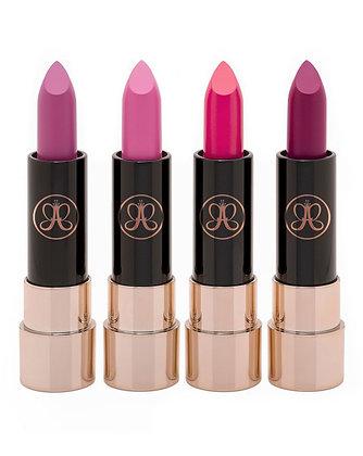 Anastasia Beverly HillsPink Matte Mini Lipstick Set