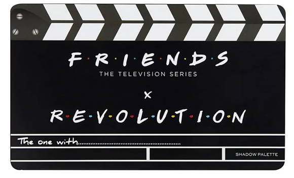 Makeup Revolution X Friends Limitless Palette