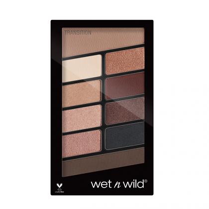 Wet n Wild Color Icon Eyeshadow 10 Pan Palette Wet n Wild